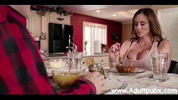Ariella ferrera sucks bff sons wang below the table