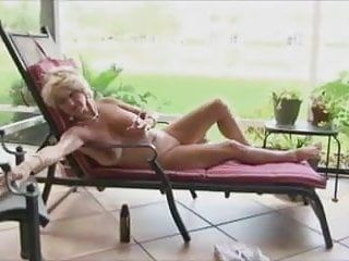 Concupiscent nudist mama at swinger resort outside of tampa