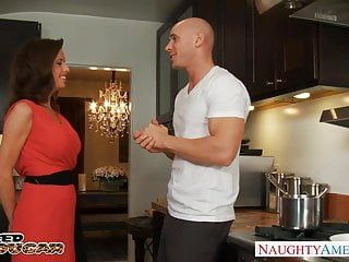 Hawt milf veronica avluv receives large jugs drilled
