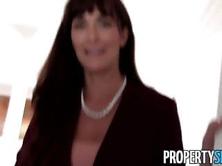 Propertysex - milf realtor bonks pervert for cash