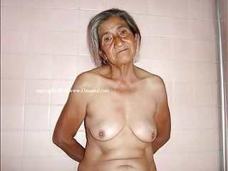 Omageil granny photos with exposed older bodies