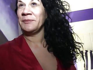 Cool gazoo granny milf 48yr latin thicke team-fucked