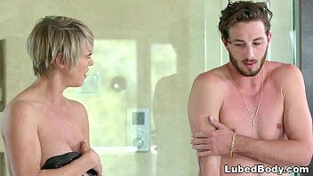 Omg, my allies mommy is a nuru masseuse - dee williams and lucas frost