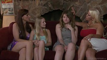 Virgin legal age teenager and her allies mama - alura jenson, scarlett fever