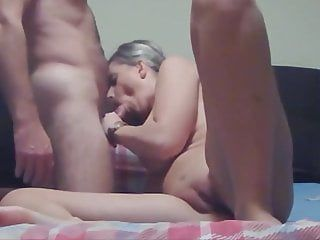 Dilettante large titties milf having agonorgasmos during the time that riding large shlong