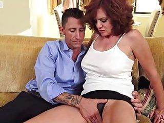 Large melons redhead milf andi james acquires drilled on allover30